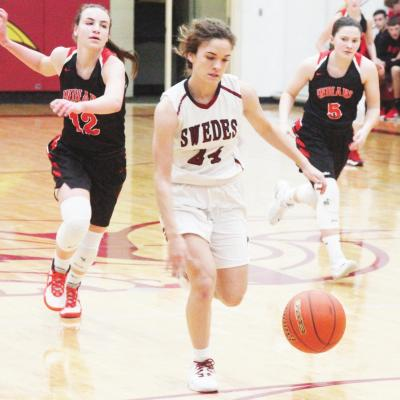 Bliven named to SWC elite