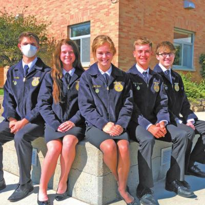 Local FFA Members Earn Awards At Virtual State Competition