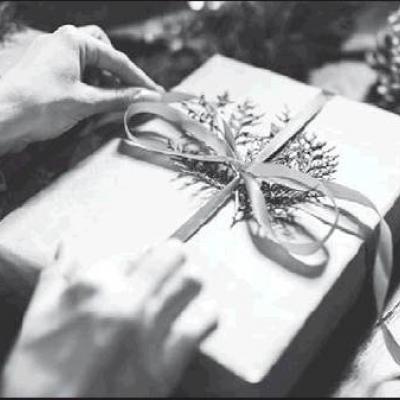 Has gift wrapping become a lost art?