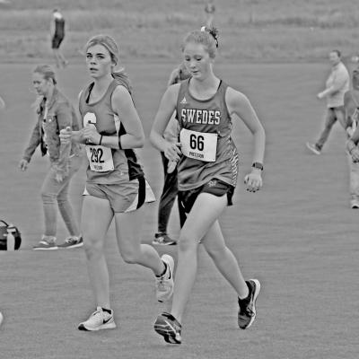GOTHENBURG COMPETES AT HOME CROSS COUNTRY INVITE