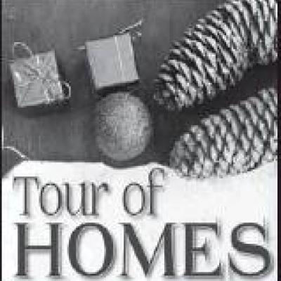Annual Tour of Homes schedule is set