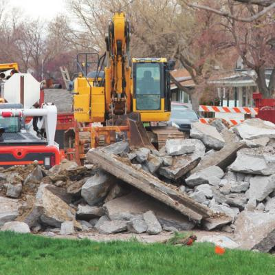 City Administrator Leads Mission to Improve Gothenburg Streets