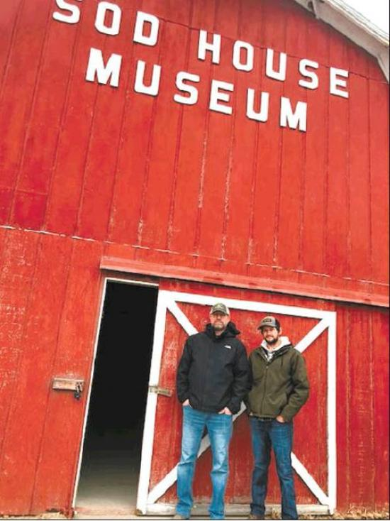 Sod House is sold with big ideas for the future