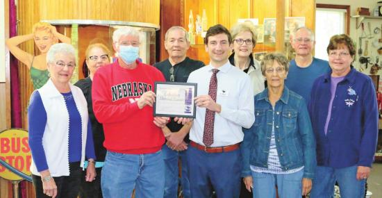 Historical Museum Receives Award!