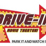 DRIVE-IN MOVIE THEATER!